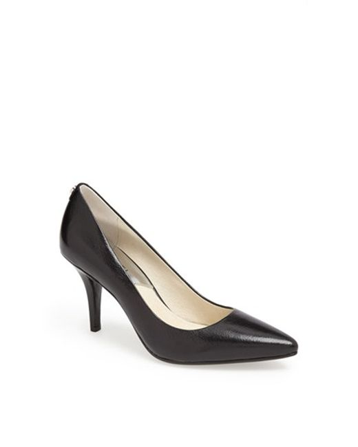 MICHAEL Michael Kors | Black 'flex' Pump | Lyst