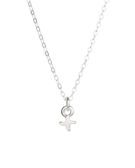 Half United - Metallic Tiny Star Necklace - Lyst
