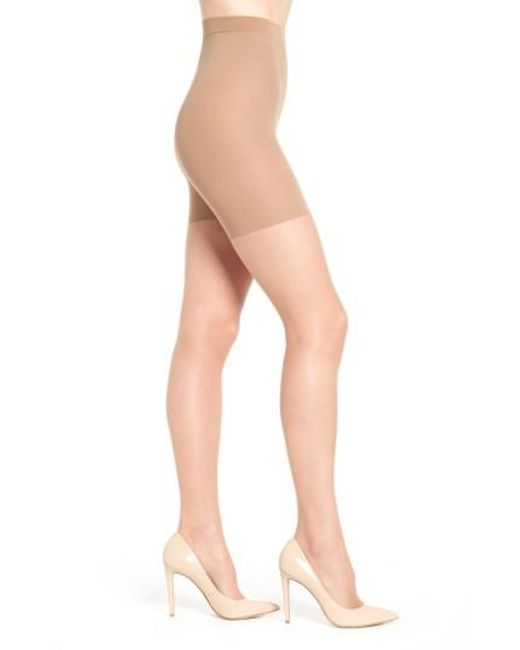 Spanx - Multicolor Spanx Luxe Leg Pantyhose - Lyst