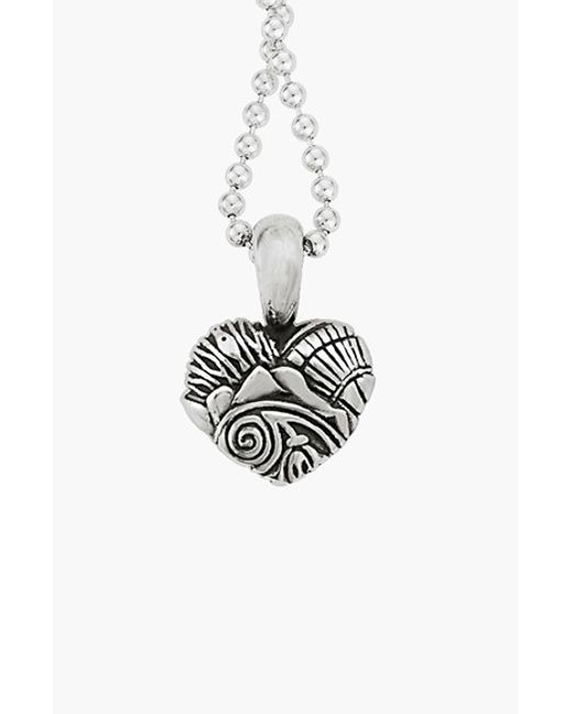 Lagos | Metallic 'hearts Of - Seattle' Reversible Pendant Necklace | Lyst