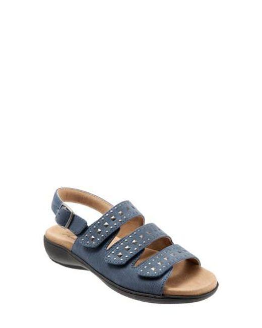 Trotters Tonya Adjustable Slingback Closure Sandals m6YKOk78T