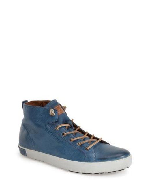Blackstone | Blue 'Jm03' Sneaker for Men | Lyst