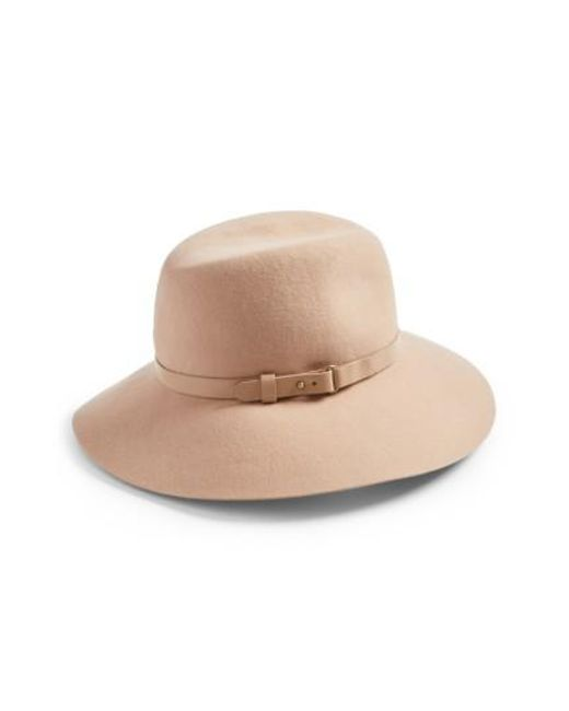 Eric Javits | Natural 'fanny' Water Repellent Wool Fedora | Lyst
