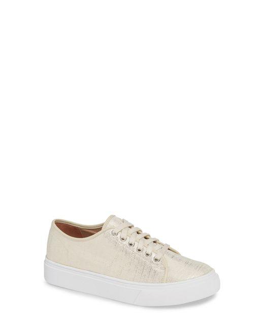 46a4178cba3 Caslon - Metallic Caslon Ethan Low-top Sneaker - Lyst ...
