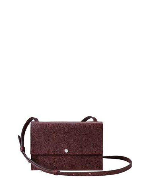 Shinola - Multicolor Leather Crossbody Bag - Lyst