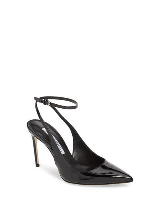Brian Atwood Vicky Suede Dress Pumps LlYhJ