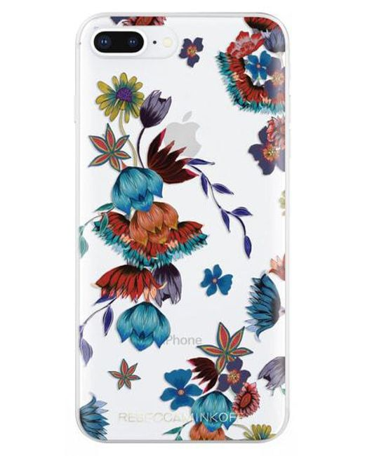 Rebecca Minkoff - Blue Punk Floral Iphone 7/8 & 7/8 Plus Case - - Lyst