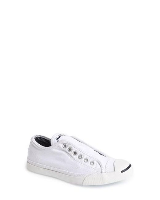Converse | White 'jack Purcell - Lp' Low Top Sneaker | Lyst