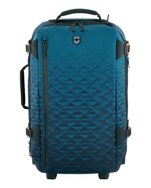Victorinox   Blue Victorinox Swiss Army Vx Touring 22-inch Carry-on for Men   Lyst