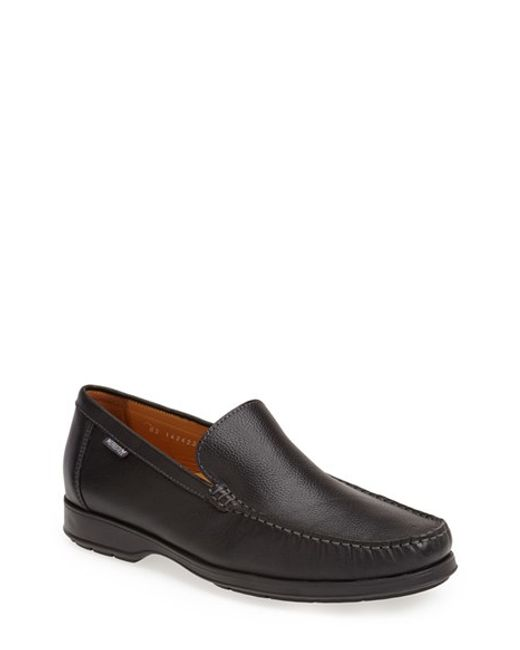 Mephisto | Black 'henri' Loafer for Men | Lyst
