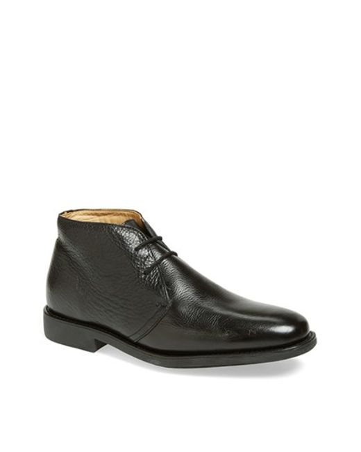 Anatomic & Co | Black Londrina Chukka Boot for Men | Lyst