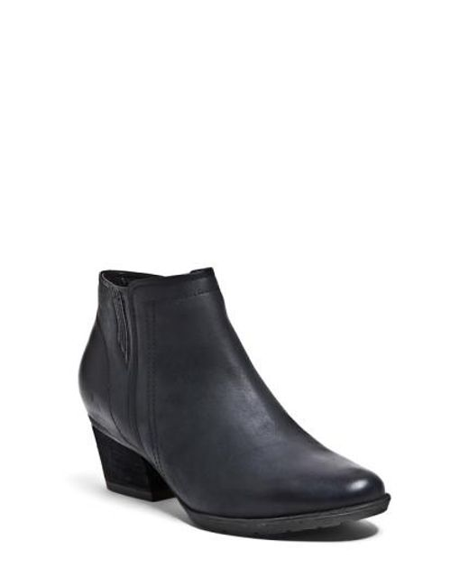Blondo - Black Valli Water-Resistant Suede Ankle Boots - Lyst