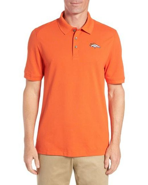 Cutter & Buck Indianapolis Colts - Advantage Regular Fit DryTec Polo To Buy Best Place Cheap Online Low Cost SqFmt