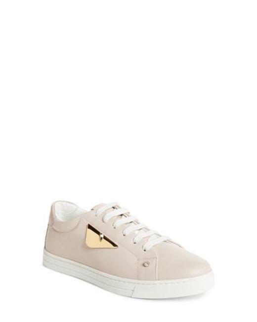 Fendi - Pink Bugs Sneaker - Lyst