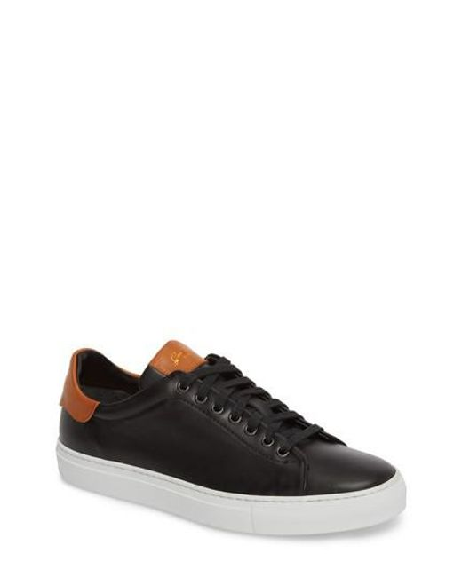 Good Man Brand - Black Legend Low Top Sneaker for Men - Lyst