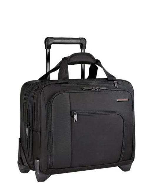 Briggs & Riley | Black 'verb - Propel' Rolling Briefcase for Men | Lyst