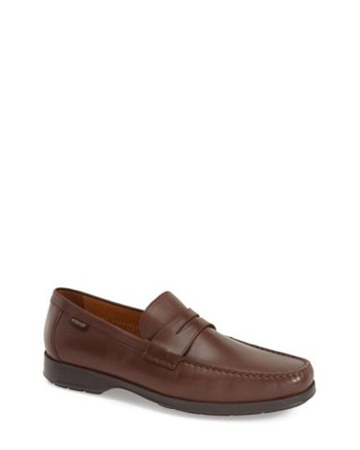 Mephisto - Brown 'howard Penny' Loafer for Men - Lyst