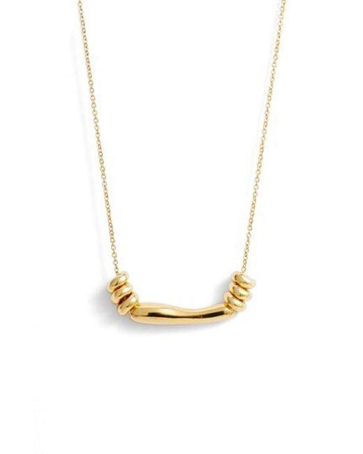 Gorjana Makena Adjustable Necklace Rwy3ERLYMK