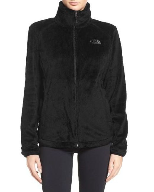 The North Face | Black 'osito 2' Jacket | Lyst