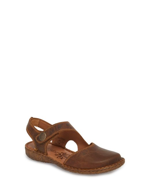 Josef Seibel Brown Rosalie 27 Sandal