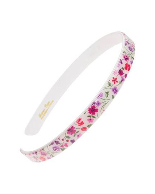 France Luxe - Pink Skinny Headband - Lyst