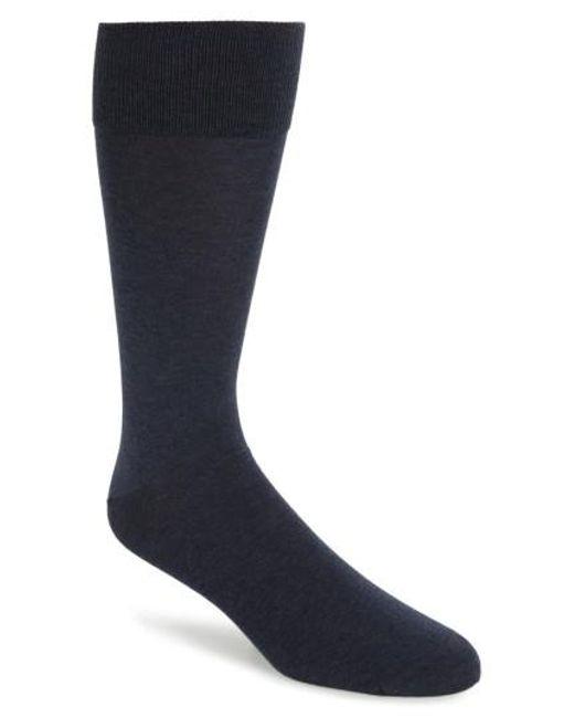 John W. Nordstrom - Blue Honeycomb Socks for Men - Lyst