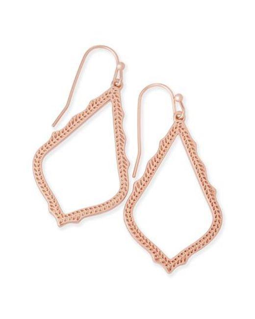 Kendra Scott | Metallic Sophia Drop Earrings | Lyst