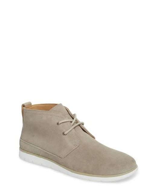 Ugg - Brown Ugg Freamon Chukka Boot for Men - Lyst
