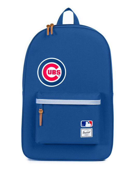 fa807b8be37 Herschel Supply Co. - Blue Heritage Chicago Cubs Backpack - for Men - Lyst