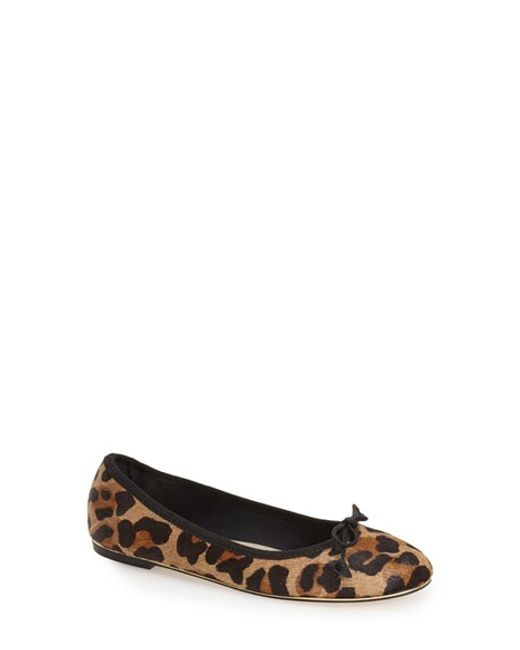 French Sole | Multicolor 'pagan' Ballet Flat | Lyst