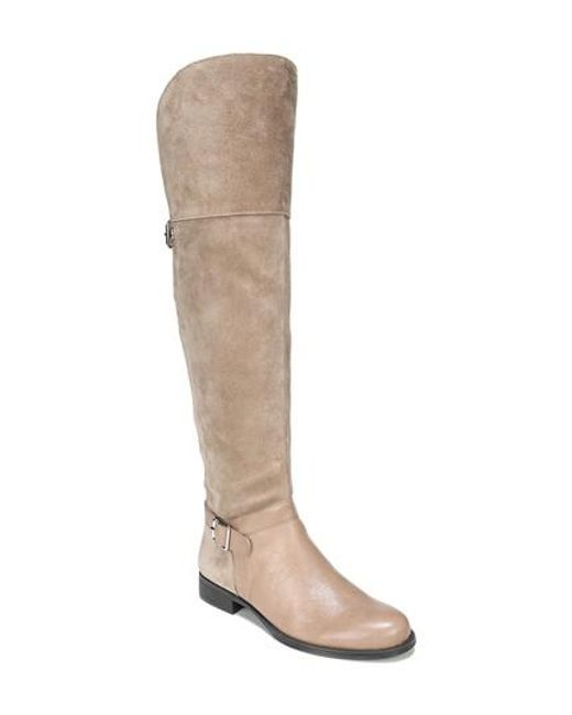 Naturalizer - Brown January Over The Knee High Boot - Lyst