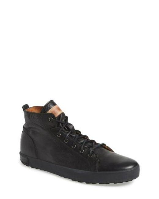 Blackstone   Brown Jm03 High-Top Sneakers for Men   Lyst