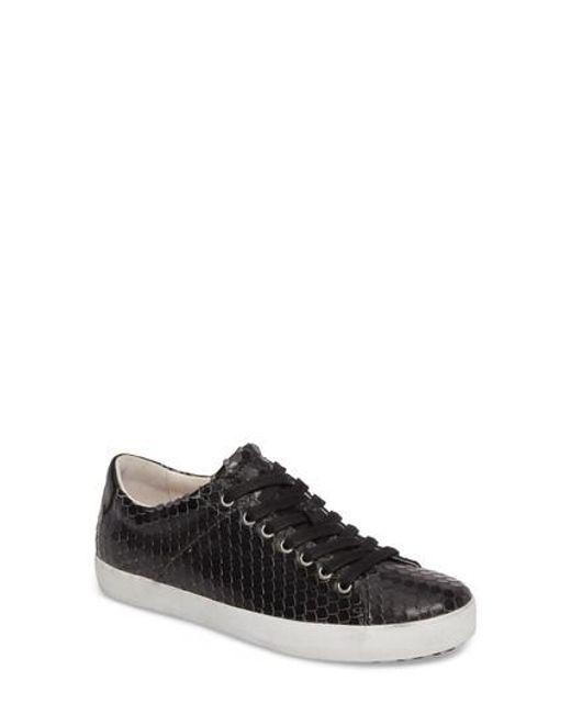 Blackstone - Black Ol25 Sneaker for Men - Lyst