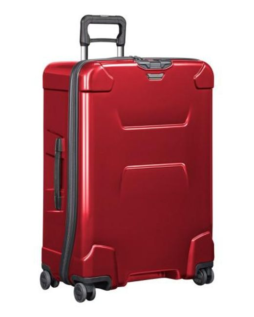 Briggs & Riley | Red 'torq' Large Wheeled Packing Case for Men | Lyst