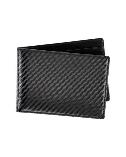 Würkin Stiffs | Black Leather Rfid Wallet for Men | Lyst