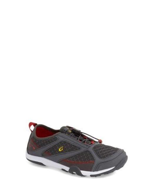 Olukai | Gray Eleu Water-Resistant Sneakers for Men | Lyst