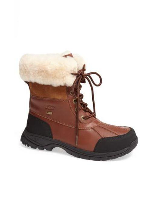 Ugg - Brown Ugg Butte Boot for Men - Lyst