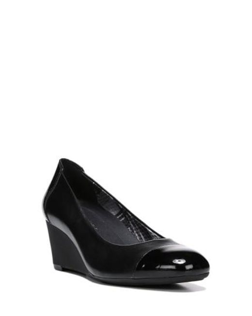 Naturalizer - Black 'necile' Wedge Pump - Lyst