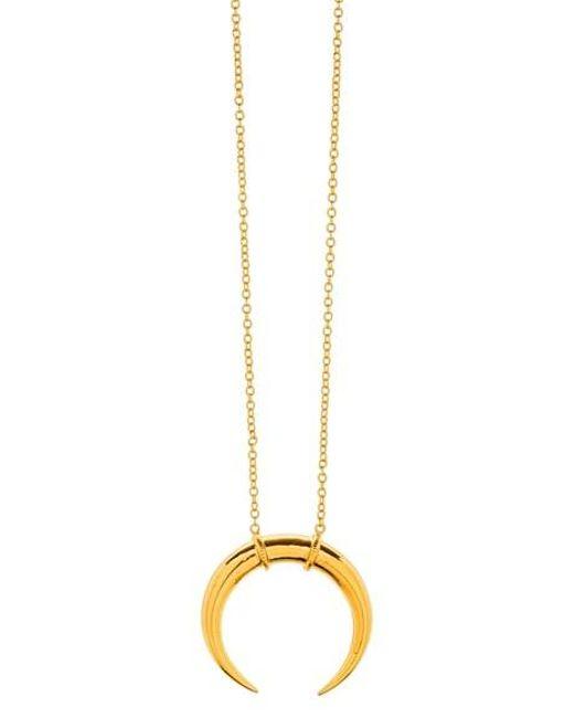 Gorjana | Metallic Star Charm Necklace | Lyst