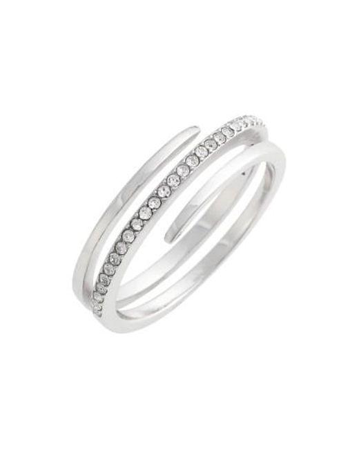 Judith Jack   Metallic Crystal Wrap Ring   Lyst