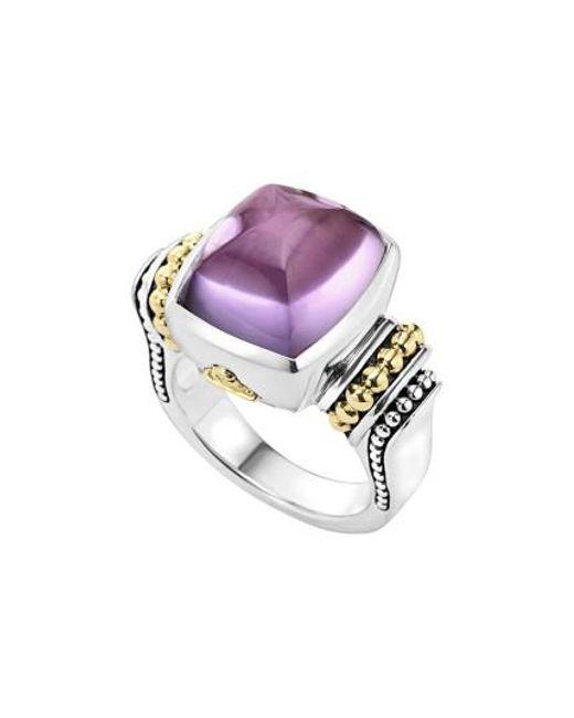 Lagos | Multicolor 'caviar Color' Medium Semiprecious Stone Ring | Lyst