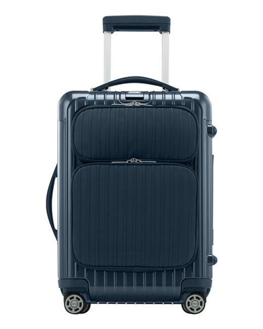 rimowa salsa 22 inch deluxe hybrid multiwheel carry on in. Black Bedroom Furniture Sets. Home Design Ideas