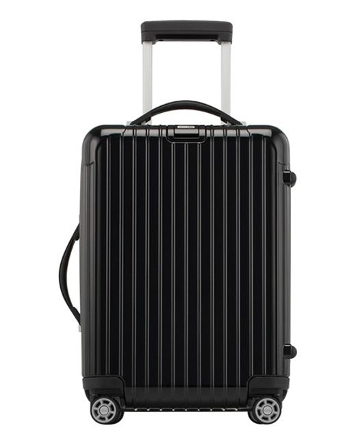 rimowa salsa 22 inch deluxe cabin multiwheel carry on in