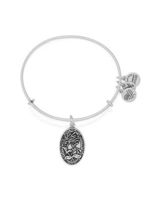 ALEX AND ANI | Metallic 'i Love You Sister' Expandable Wire Bangle | Lyst