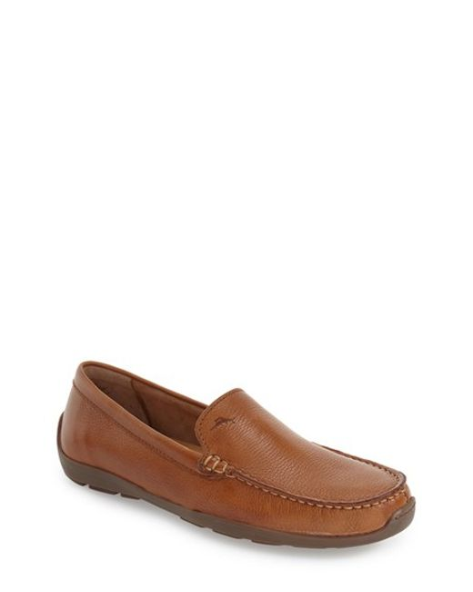 Tommy Bahama | Brown Orion Venetian Loafer for Men | Lyst