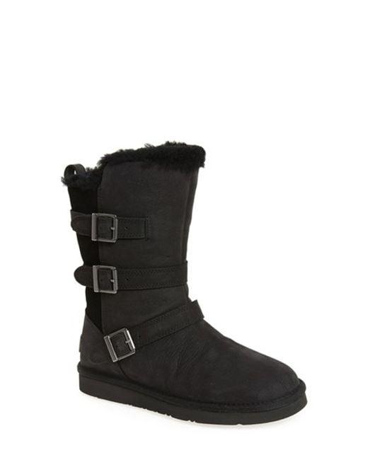 UGG   Black Ugg Becket Ii Water Resistant Boot   Lyst