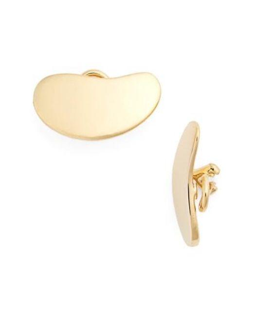 Charlotte Chesnais | Multicolor 'nues' Vermeil Clip Earrings | Lyst