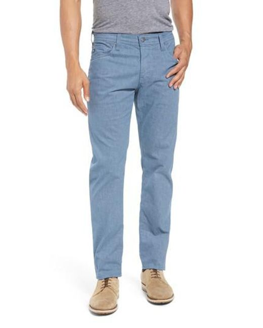 Tellis Slim-fit Stretch-denim Jeans AG - Adriano Goldschmied Ebay Cheap Price 2018 Online Cheap Sale 2018 Unisex Cheap Sale Great Deals Sale 100% Guaranteed COZIeNEWU