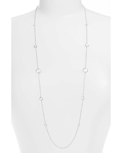 Ippolita | Metallic 'rock Candy - Lollipop' Long Necklace (online Only) | Lyst