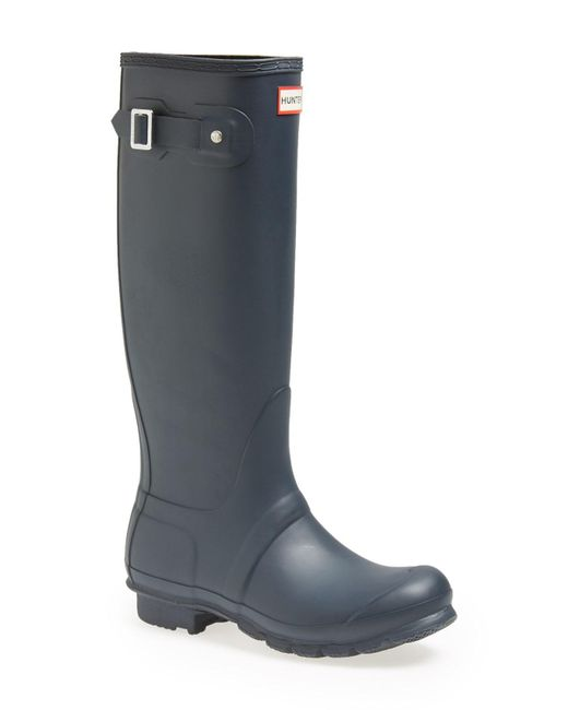 Hunter - Multicolor Original Tall Rain Boot - Lyst